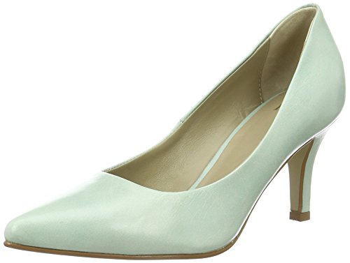 Noe Antwerp Damen Nica Pumps, Blau (Light Aqua), 39 EU