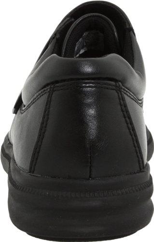 Hush Puppies Men's Gil Slip-On,Black,14 EW US Black