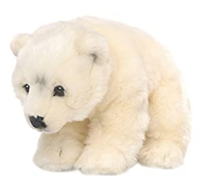 Mimex - Oso Polar de Peluche (23x21x20 cm) (15187002)
