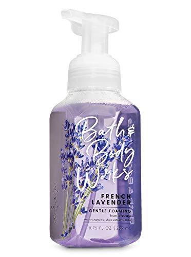 Bath & Body Works Gentle Foaming Soap - French Lavender (259mL) -