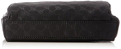 Joop Damen Nylon Cornflower S Lele Shoulderbag Xshz Schultertasche, 5x14x20 cm Schwarz (Black)