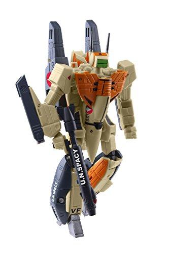 Robotech 1/100 Scale VF-1D Transformable Figura De Acción