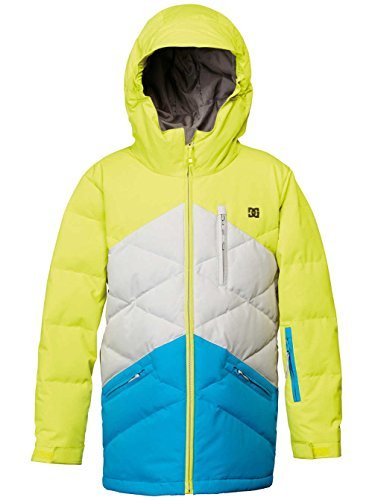 Kinder Snowboard Jacke DC Stage K 14 Jacket Boys (Dc-snowboard-outerwear)