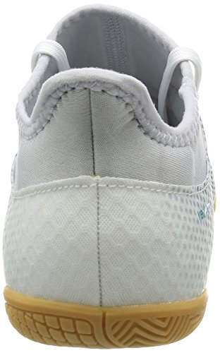 adidas X Tango 17.3 In, Chaussures de Football Garçon Bleu (Footwear White/energy Blue/core Black)