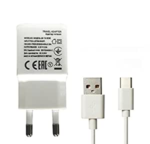 Link+ 2.1A Travel Charger And Data Cable For Xiaomi Redmi 2 Prime
