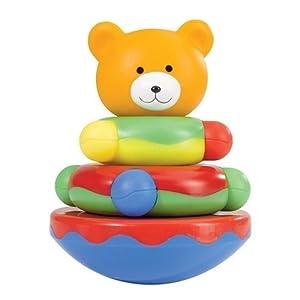 Simba - Juego de piezas apilables para bebé, diseño de osito (104014690)