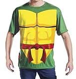 Disguise Tmnt Teenage Mutant Ninja Turtles Raphael Erwachsenen L/XL Kostüm T-Shirt