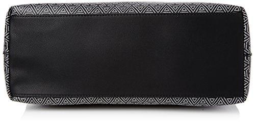 ALDO Damen Prilissa Tote, 3x31x50 cm Schwarz (Black Print)