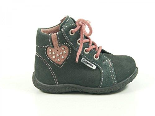 Ricosta 22-21800 Moni chaussures premiers pas bébé Grau