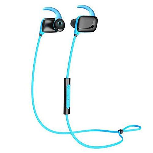 Jbl Stereo-boot (Bluetooth 4.1 Laufen Ohrhörer mit Stereo Magnetic Earbuds Übertragungsstrecke von 10 Metern Stimme beantworten oder weigerte sich das Telefon zu beantworten 360GradDrehHeadsetDesign blue)