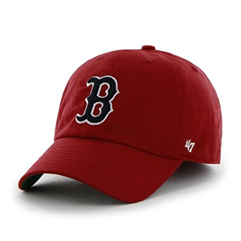 MLB Boston Red Sox '47 Franchise Fitted Hat, Red,