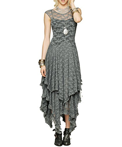cooshional - Robe - Femme Gris