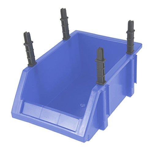 sourcingmap-plastica-staccabili-4-piedi-mette-in-evidenza-lapertura-unilaterale-di-blu-impilamento-b