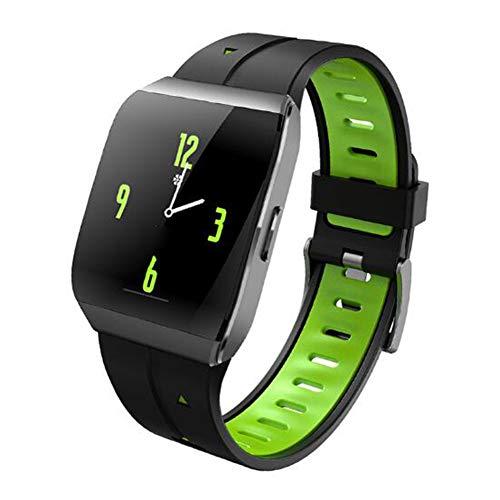 XNNDD Smart Sportuhr Herzfrequenz Sportüberwachung Kalorien Mode Sport Smart Watch IP68 wasserdicht und staubdicht -