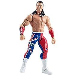 WWE Basic Summer Slam Series - The British Bulldog Davey Boy Smith - Limited Edition