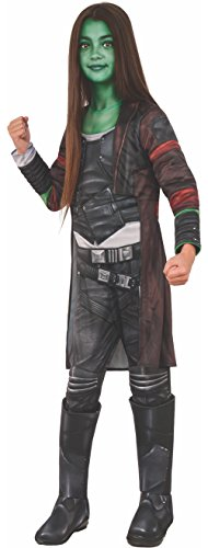 Guardians Of The Galaxy Vol 2 Gamora Costume Child ()