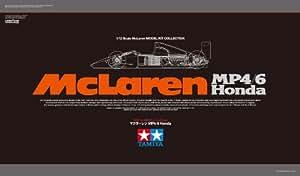 Échelle 1/12 Série Limitée McLaren MP4 / 6 Honda 89721