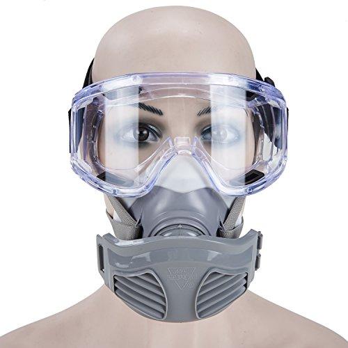 babimax masque de protection masque peinture anti. Black Bedroom Furniture Sets. Home Design Ideas