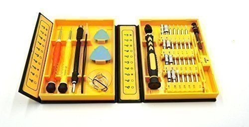 ACENIX® Schraubenzieher Set 38 Stück Werkzeug Kit Für Nokia Lumia 920 800 N8 800 Ipod