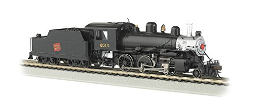 Bachmann Industries Alco 2-6-0 DCC Ready Locomotive - CANADIAN NATIONAL #6013 - (1:87 HO Scale)