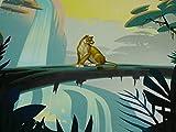 Fitzibiz Der König der Löwen Jersey, Panel, Sarabi,
