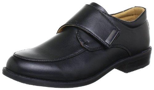Indigo Jungen 441 159 Slipper, Schwarz (schwarz 003), 34 EU