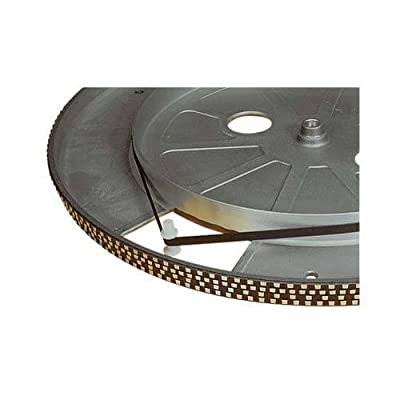 REPLACEMENT TURNTABLE RECORD PLAYER DRIVE BELT 121mm