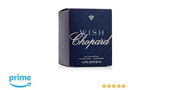 Chopard Wish Femme/Woman, eau de parfum, flacon vaporisateur: Amazon.fr: Beauté et Parfum