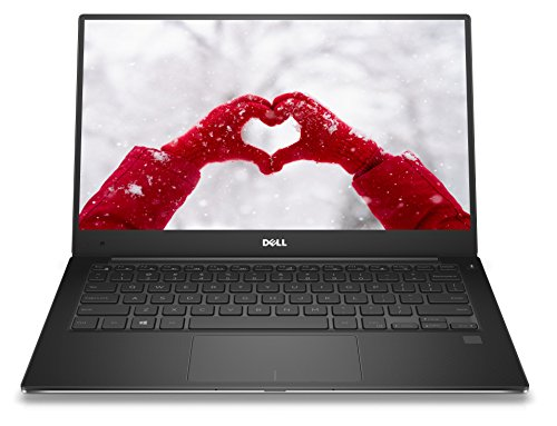Dell XPS 13 13.3-Inch HD Notebook - (Silver) (Intel Core i7, 8 GB RAM, 256 GB SSD, Windows 10)