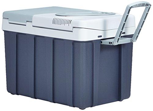 Preisvergleich Produktbild MOBICOOL W40 Thermoelektrische Trolley-Kühlbox für Auto und Steckdose, 39 Liter, 12/230 Volt AC/DC, A++