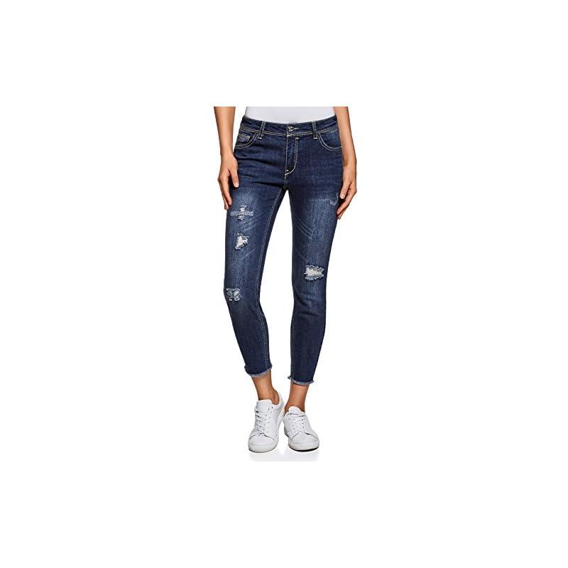 oodji Ultra Damen Jeans