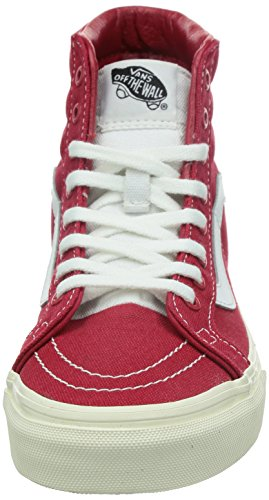 Canvas Oz Vans Herren Sneakers 10 hi Tango Sk8 Reissue Sneaker Red 4877q0OUw