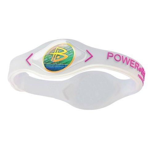 Power Balance Armband Silikon:Clear-pink XS, Clear-pink, XS (Xs Pink Band)