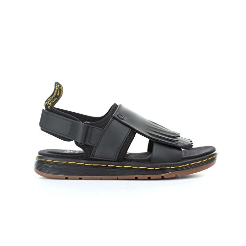 Dr. Martens Rosalind - Black Hydro Leather/Neoprene