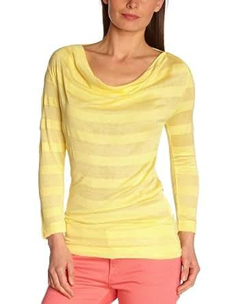 Bench Damen Pullover Pullover Shapeshifter gelb (sunshine) Small