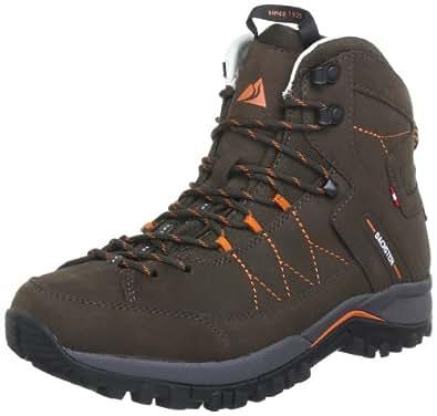 Dachstein Sella LTH 311315-1000/1200, Unisex-Erwachsene Trekking- & Wanderschuhe, Braun (Braun 1200), EU 38.5 (UK 5.5) (US 6.5)