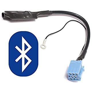 Bluetooth Audio Interface geeignet für 8pin Mini-ISO Audi: Chorus 2, Concert 2,Symphony 1/2, Navigation Plus 1/2, RNS-D - - - - VW: MCD, MFD, Gamma 5