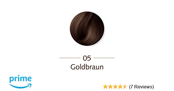 "SANOTINT® Haarfarbe Nr. 05 ""Goldbraun"" (125 ml): Amazon.de: Beauty"