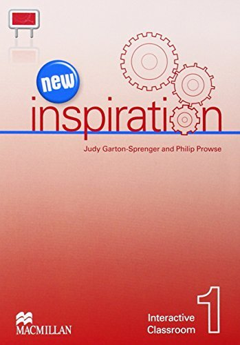 New Inspiration Interactive Whiteboard Material by Judy Garton-Sprenger (2011-07-15)