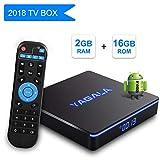 Android TV BOX, YAGALA YA-II Android 7.1.2 TV BOX 2GB RAM 16GB ROM