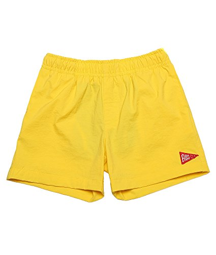 oceankids-little-toddler-boys-pull-on-summer-active-beach-shorts-with-pocket-yellow-24-months