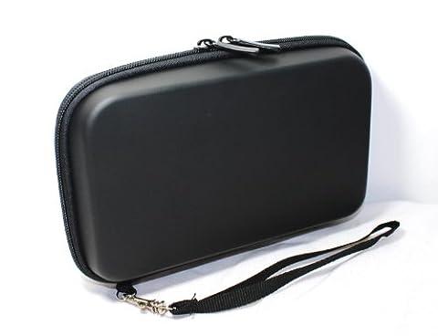 GPS Navi Hardcase Tasche passend für TomTom Start 60 M Europe Traffic - universell für Navis bis 6