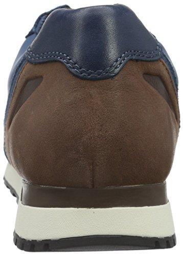 Geox U Emildon C, Chaussures De Sport Basses Pour Hommes Blau (oceanc4006)