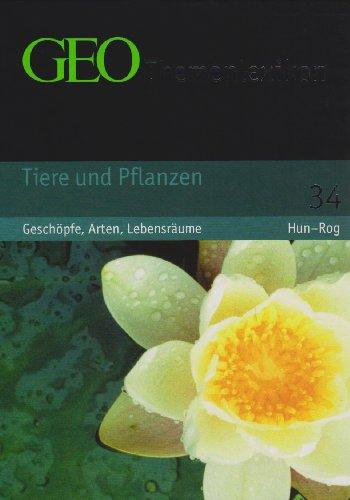 nd 34: Tiere und Pflanzen - Leben im Meer, auf dem Land, in der Luft ()