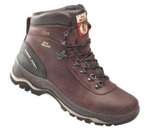 BAAK Freizeitstiefel DogWalker, wasserdichte Trekking-/ Wanderstiefel, Größe 41, 1027 (Walker Sportschuhe)