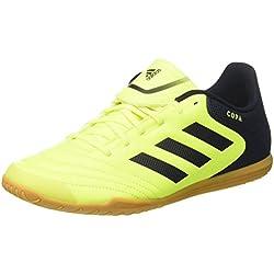 adidas Copa 17.4 In, Zapatillas de Fútbol Hombre, Varios Colores (Amasol/Tinley/Tinley), 44 2/3 EU