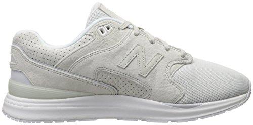 New Balance ML1550-CW-D Sneaker Herren hellbeige/weiß