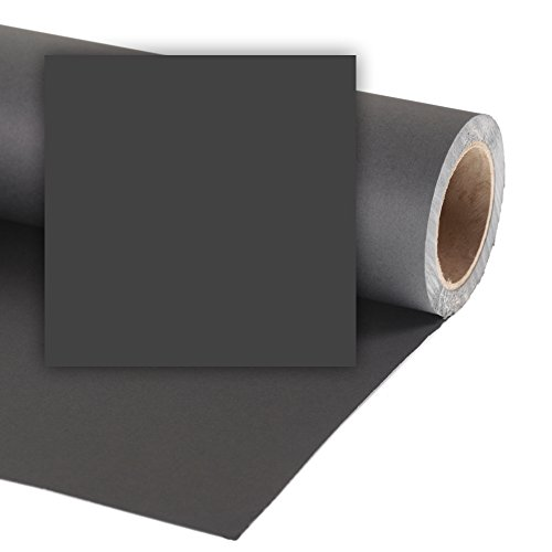 Colorama Hintergrundkarton 2,72 x 11m - Black