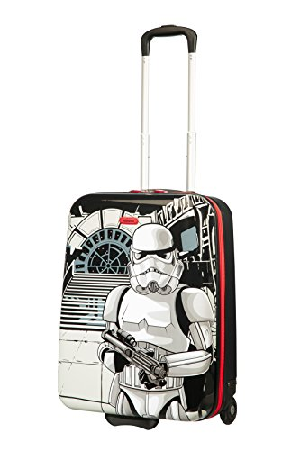 American tourister – Disney New Wonder – Star Wars Maleta Upright 55/20, 55 cm, 32.5 L, 3.1 KG Multicolour (Star Storm Trooper)