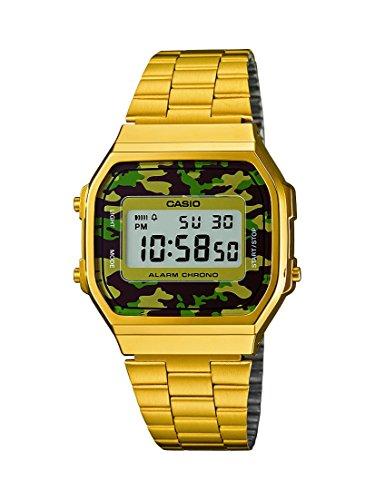 Reloj Casio Unisex A168WEGC-3EF